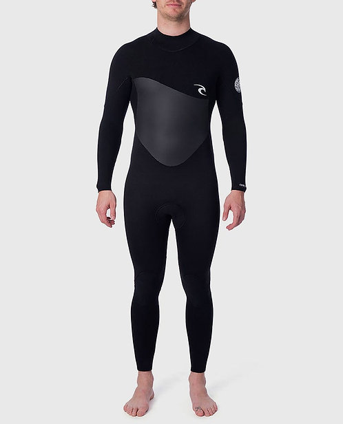 Men's RipCurl Omega 4/3mm Back Zip SIZE XXL