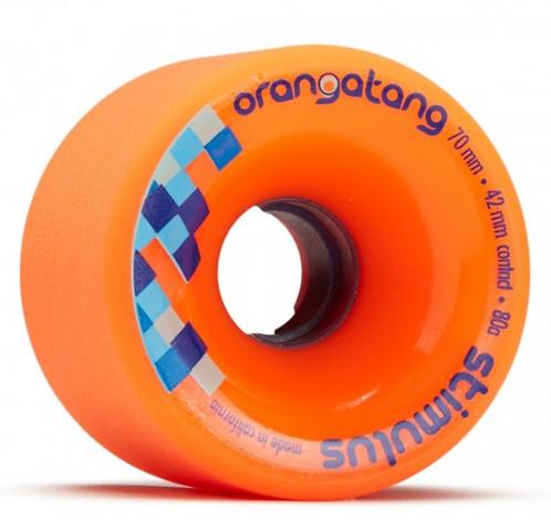 Orangatang Stimulus 70mm Orange