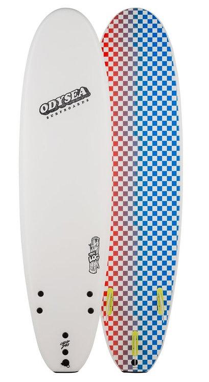 ODYSEA 7-0 LOG- WHITE
