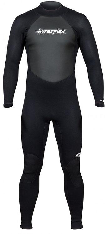 Men's Hyperflex ACCESS 3/2 Back Zip Wetsuit- SIZE XXL