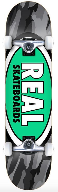 REAL Skateboards Oval CAMO 8.25