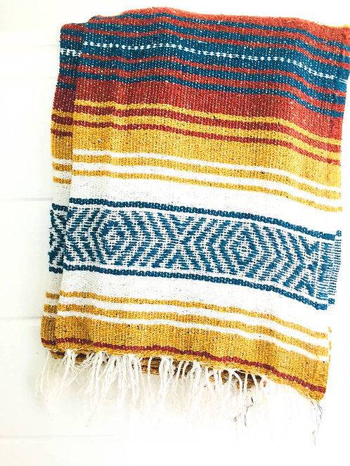 Hey Sailor! Mexican Blanket