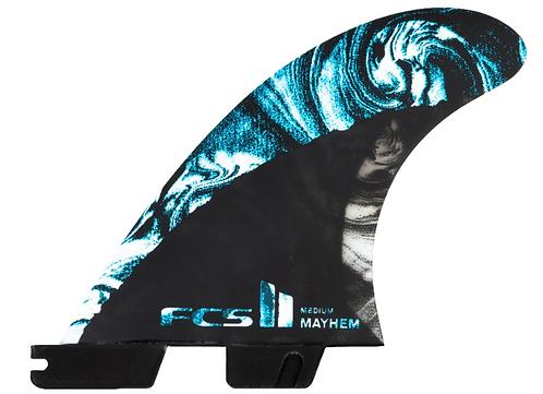 FCS II MATT BIOLOS TRI FINS- Medium