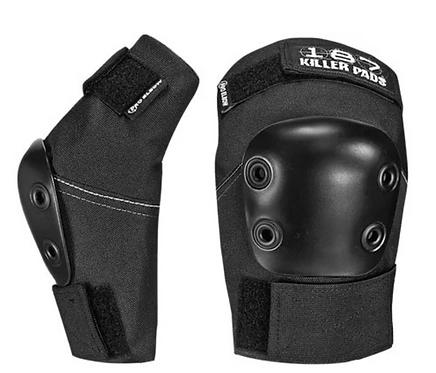187 KILLER 187 Slim Elbow Protection-XS