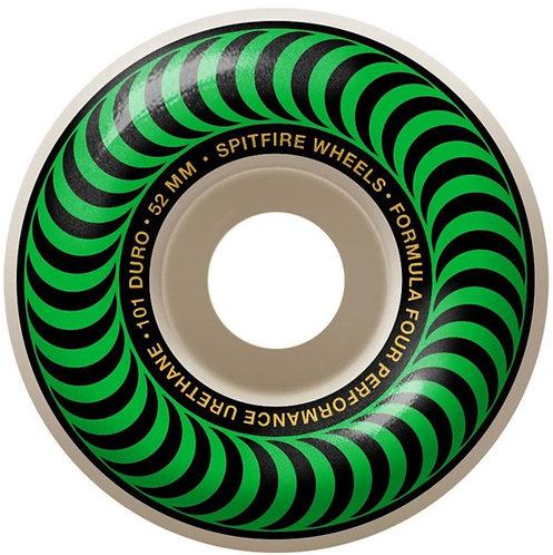 Spitfire Formula Four Wheels 101a 52mm