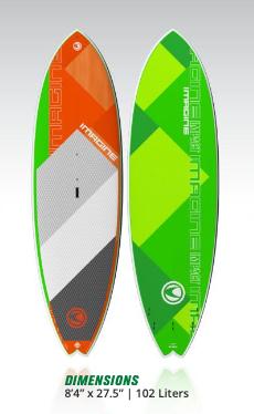 IMAGINE SURF IMPACT 8'4