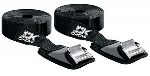 DaKine 12' Baja Tie Down Straps - Black