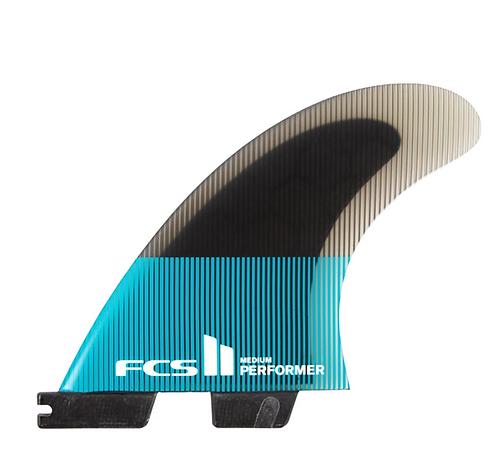 FCS II PERFORMER PC TRI FINS