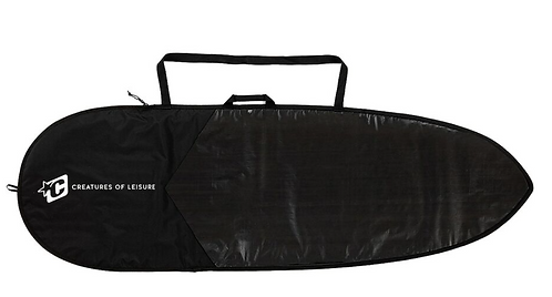 Creatures of Leisure: Fish Icon Lite Surfboard Bag- 6'3