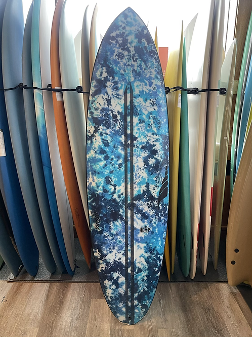 SOLID SURF BUTTER BISCUIT 6'6