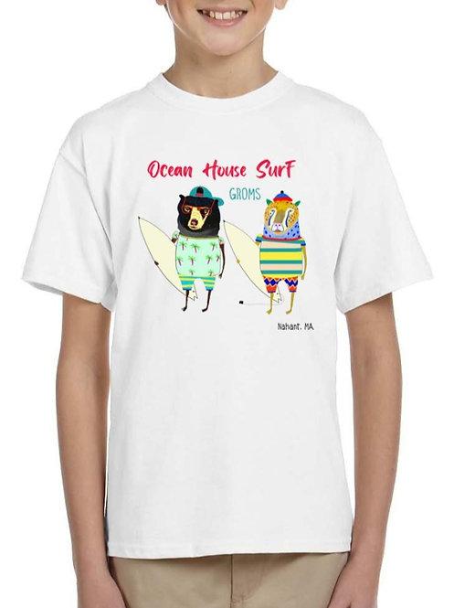 Kids Ocean House T-Shirts