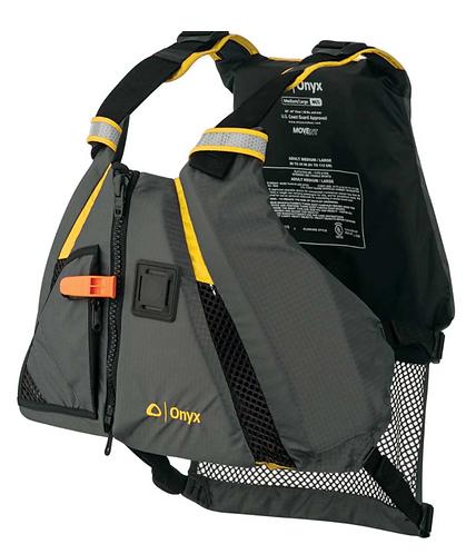Onyx MoveVent Dynamic Life Vest- XL-XXL