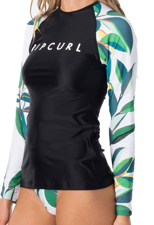 Rip Curl Womens Blanco Bay Long Sleeve Relaxed Fit- Size 14