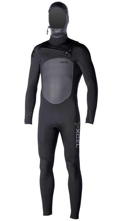 Men's XCEL INFINITI TDC 5/4mm Front Zip Size S