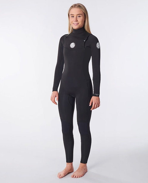 Youth RipCurl Dawn Patrol Front Zip 3/2mm SIZE 14