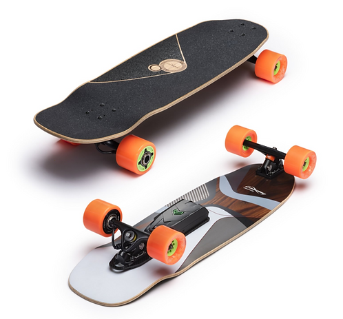 UNLIMITED X LOADED- OMAKASE SOLO COMPLETE ELECTRIC SKATE