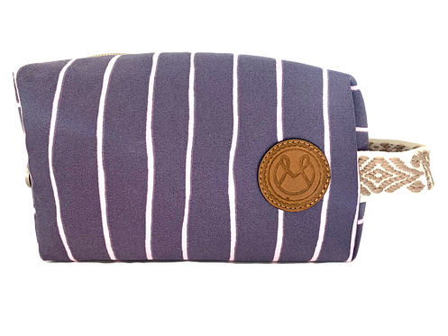 MAAJI MAKEUP BAG- STRIPE