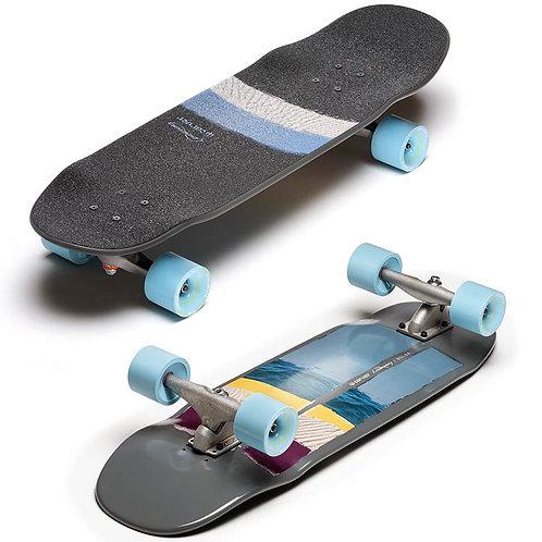 "2021 | Carver x Loaded CX Raw 31"" Bolsa Surfskate Complete"