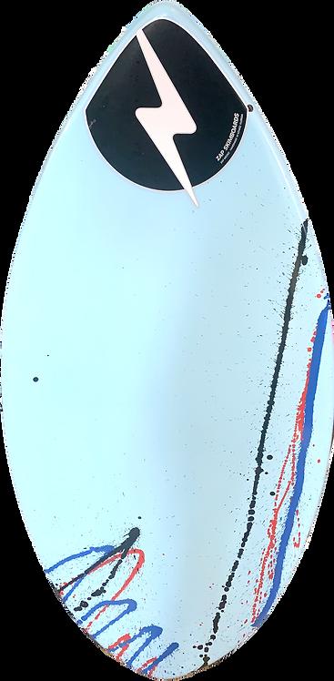 Zap Skim Boards- Medium Wedge, size 45