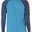 Thumbnail: Rip Curl Shockwaves Relaxed Long Sleeve UV Tee