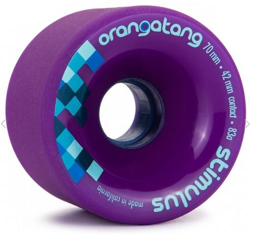 Orangatang Stimulus 70mm Purple