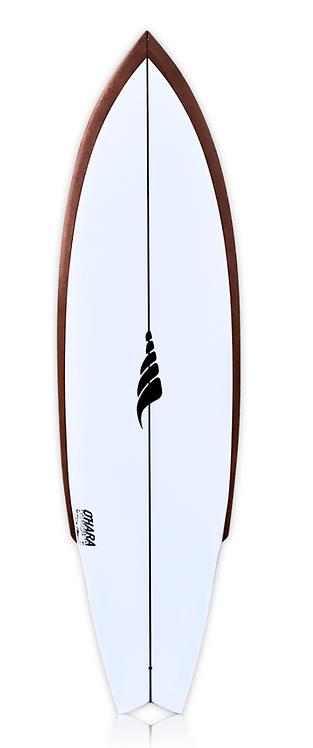 SOLID SURF-RISING SUN (6'2)