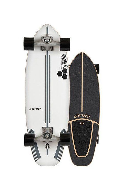 "2019 | Carver C7 Raw 30.75"" CI Flyer Surfskate Complete"