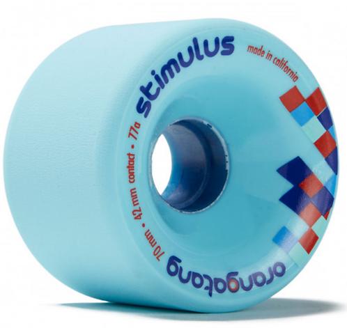Orangatang Stimulus 70mm Blue