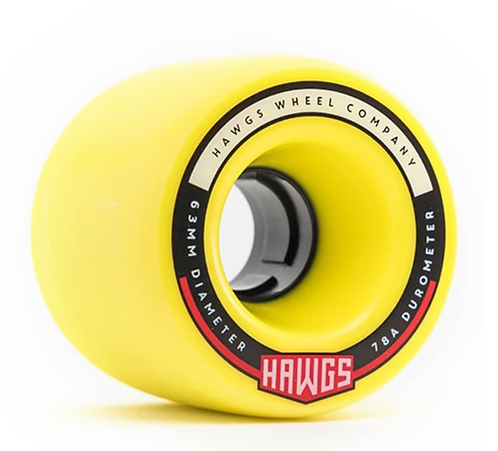 Hawg 63mm 78 A Yellow