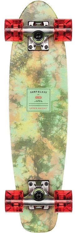 Globe Surf Glass Upper Haight Skateboard