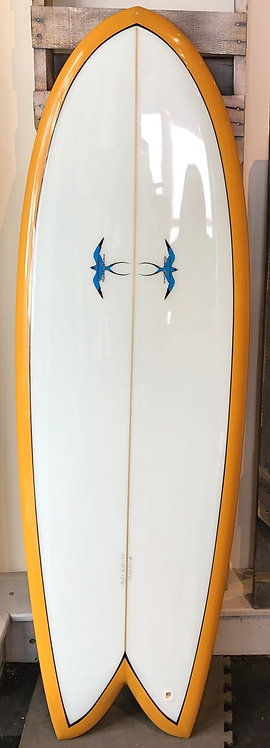 Donald Takayama PU 5'6 Fish