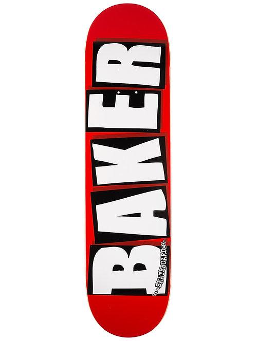 BAKER- BRAND LOGO SKATEBOARD DECK