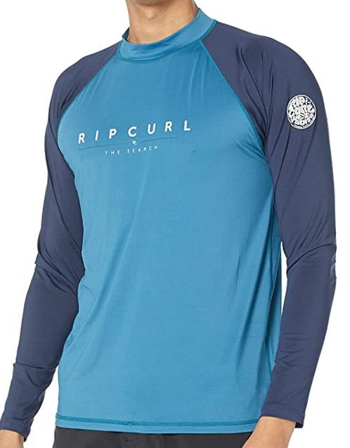Rip Curl Shockwaves Relaxed Long Sleeve UV Tee