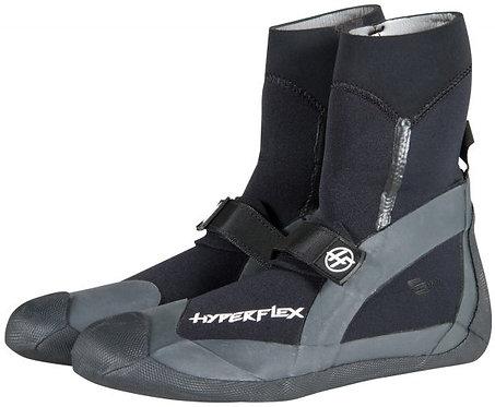 Hyperflex Neoprene 3mm Pro Series Round Toe Boot Size 8