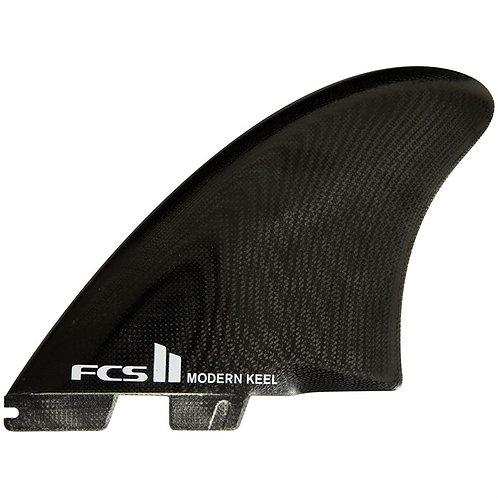 FCS II Modern Keel PG Twin Fin Set