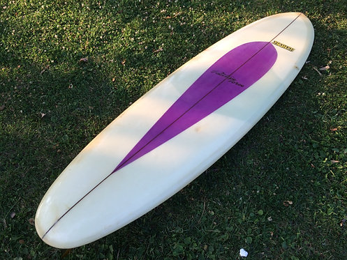Hobie Positive Force 7' 1960's Surfboard