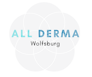 All Derma Wolfsburg Logo
