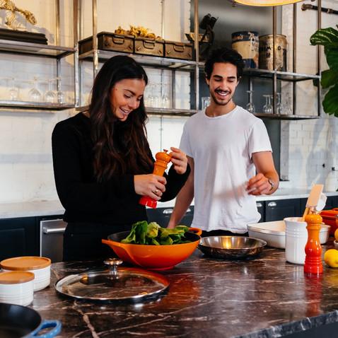 Cómo sentirse ligero y con energía con la alimentación correcta