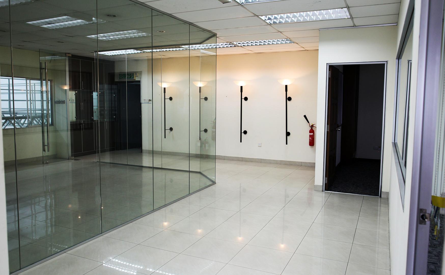 1F - Corridor