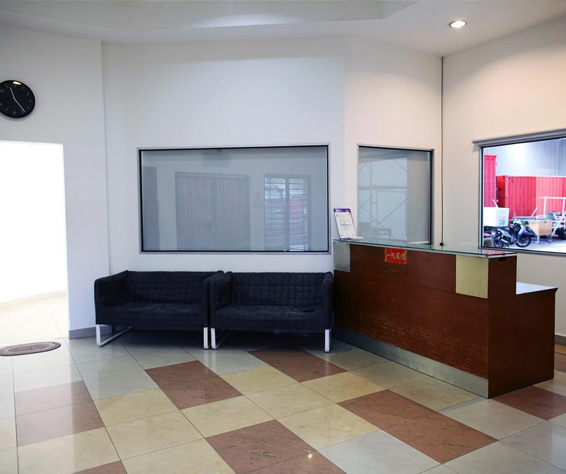 GF - Reception Area