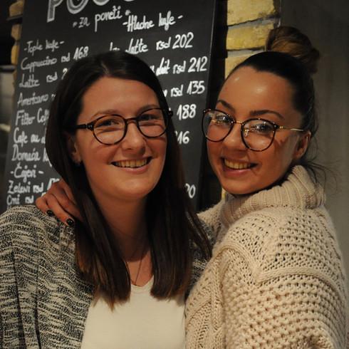 Tamara and Nina