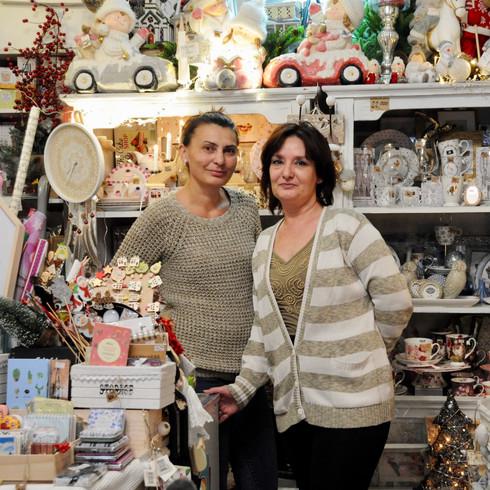Sladjana and Ksenija