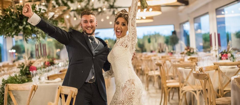La boda más espectacular en la red. Fiel a su estilo Boho Chic.