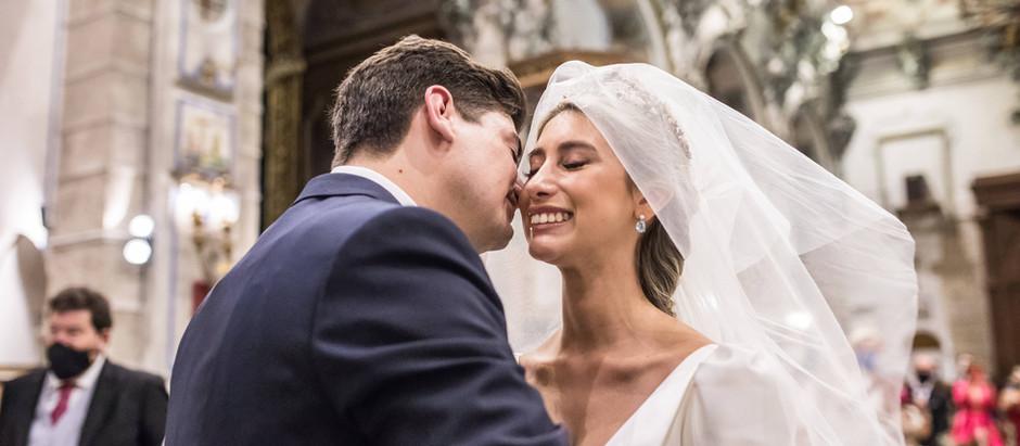 Triunfa el amor frente al Covid. Fecha del enlace  03/10/2020