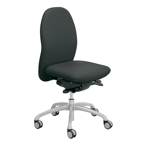 """TANGO"" work chair, anthracite"