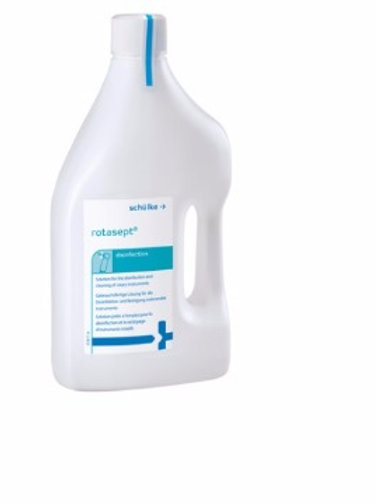 Rotacept® disinfectant for Rotary Instruments
