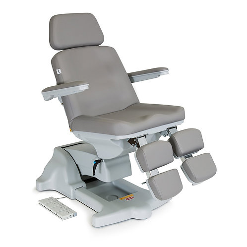 "Chiropody chair ""MAXIMA HIGH III"" chrome"