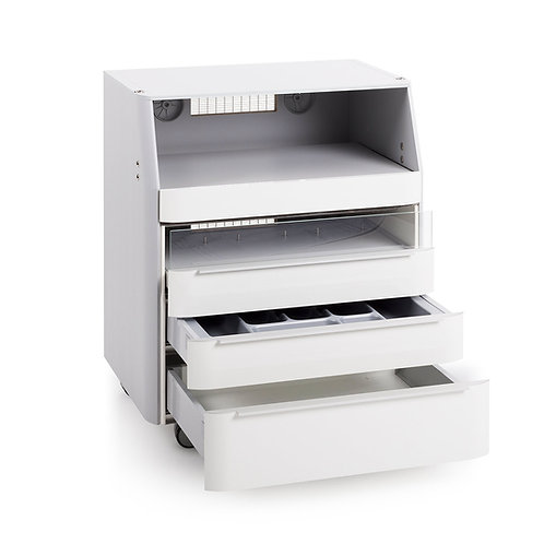 """Vela 645 II"" chiropody cabinet with UV light"