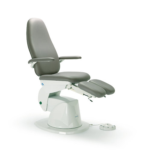 """Chiropody chair """"Omega"""" chrome"""