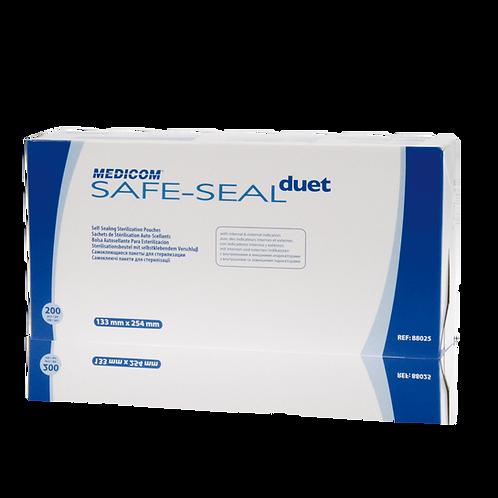 Sterilizing bag self-adhesive (25x14cm)